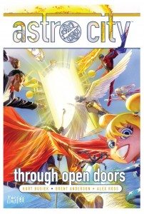 Astro City Vol 9: Through Open Doors